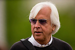 ELMONT, NY - JUNE 07: Bob Baffert at Belmont Park on June 07, 2018 in Elmont, New York. (Photo by Alex Evers/Eclipse Sportswire/Getty Images)