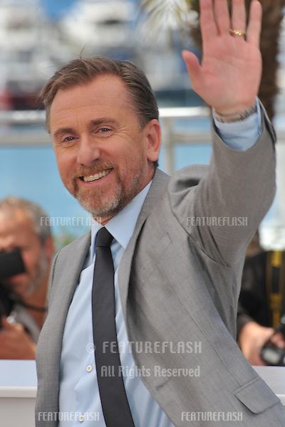 Tim Roth at the photocall for his movie &quot;Grace of Monaco&quot; at the 67th Festival de Cannes.<br /> May 14, 2014  Cannes, France<br /> Picture: Paul Smith / Featureflash