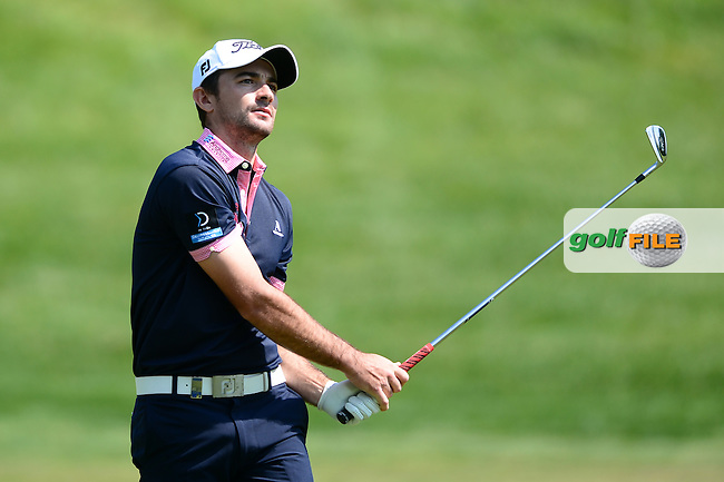 Gary Stal of France during Round 2 of the Lyoness Open, Diamond Country Club, Atzenbrugg, Austria. 10/06/2016<br /> Picture: Richard Martin-Roberts / Golffile<br /> <br /> All photos usage must carry mandatory copyright credit (&copy; Golffile | Richard Martin- Roberts)