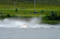 Frame 13: 30-H, 44-S spins out in turn 2   (Outboard Hydroplanes)   (Saturday)