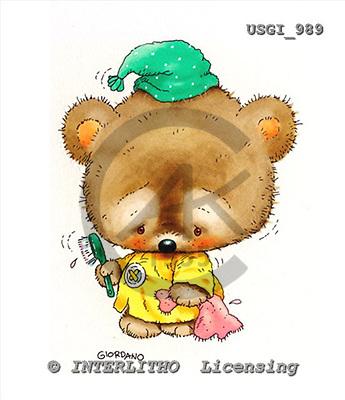 GIORDANO, CHILDREN BOOKS, BIRTHDAY, GEBURTSTAG, CUMPLEAÑOS, humor, paintings+++++,USGI989,#BI#,#H# ,everyday ,everyday