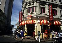 Costa Rica - file Photo -San Jose,mc donald fast food restaurant