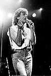 Robert Plant 1983.© Chris Walter.
