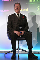 Frank Warren during a Press Conference at the BT Tower on 11th November 2019
