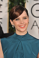 Felicity Jones at the 72nd Annual Golden Globe Awards at the Beverly Hilton Hotel, Beverly Hills.<br /> January 11, 2015  Beverly Hills, CA<br /> Picture: Paul Smith / Featureflash