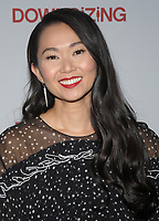 NEW YORK, NY - December 11: Hong Chau attends the 'Downsizing' New York screening at AMC Lincoln Square Theater on December 11, 2017 in New York City.Credit: John Palmer/MediaPunch /nortephoto.com NORTEPHOTOMEXICO