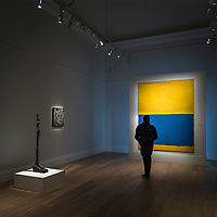 Interno di Sotheby's in Mayfair<br /> <br /> Inside of Sotheby's in Mayfair