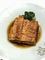 Yangzhou, Jiangsu, China.  Tofu.