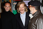 ROBERT BELLA, WILLIAM H. MACY, DAVID MAMET.arrives to the Los Angeles Premiere of 'Colin Fitz Lives,' at the Aero Theatre. Santa Monica, CA, USA. August 5, 2010. ©Tim Copeland/CelphImage