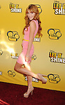 LOS ANGELES, CA - JUNE 05: Bella Thorne attends Disney's 'Let It Shine' Premiere held at The Directors Guild Of America on June 5, 2012 in Los Angeles, California.