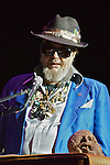 Grammy Award winner and Rock and Roll Hall of Famer Dr. John rocks at the Wellmont Theatre in Montclair, NJ.