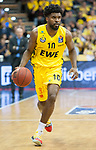 10.05.2019, EWE Arena, Oldenburg, GER, easy Credit-BBL, EWE Baskets Oldenburg vs Mitteldeutscher BC, im Bild<br /> Frantz MASSENAT (EWE Baskets Oldenburg #10 )<br /> <br /> Foto © nordphoto / Rojahn