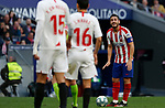 Atletico de Madrid's Koke Resurreccion during La Liga match. Mar 07, 2020. (ALTERPHOTOS/Manu R.B.)