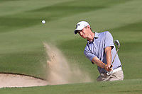 Tom Murray (ENG) in action during round 3, Ras Al Khaimah Challenge Tour Grand Final played at Al Hamra Golf Club, Ras Al Khaimah, UAE. 02/11/2018<br /> Picture: Golffile | Phil Inglis<br /> <br /> All photo usage must carry mandatory copyright credit (&copy; Golffile | Phil Inglis)