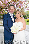 Eileen Kerins, Ballymac, daughter of Donny and Helen Kerins, and Joe Maloney, Castleisland, son of John and Christina Maloney, were married at Ballymac Church by Fr. John Kerin and Fr. Pat Crean Lynch on Saturday 7th May 2016 with a reception at Ballygarry House Hotel