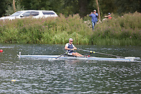 Race: 110: MasB 1x  Final<br /> <br /> Peterborough Summer Regatta 2017 - Saturday<br /> <br /> To purchase this photo, or to see pricing information for Prints and Downloads, click the blue 'Add to Cart' button at the top-right of the page.