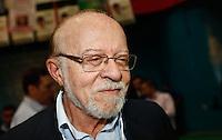 SAO PAULO, SP, 24 JUNHO 2012 - CONVENÇAO PSDB  ex governador do Estado de São Paulo, Alberto GOldman durante convenção do PSDB para lancamento da candidatura do tucano José Serra no Ginásio Mauro Pinheiro (Ibirapuera) nesse domingo, 24. FOTO: VANESSA CARVALHO - BRAZIL PHOTO PRESS.