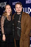 HOLLYWOOD, CA - DECEMBER 5: Mona Lerche, Brady Corbet at the LA Premiere Of Neon's Vox Lux at ArcLight Hollywood in Hollywood California on December 4, 2018. Credit: David Edwards/MediaPunch