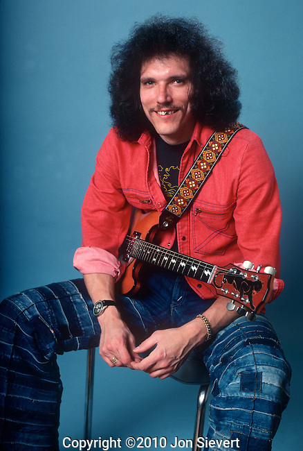 Jorma Kaukonen, April 1976, American blues, folk and rock guitarist and an inductee in the Rock and Roll Hall of Fame for his work with Jefferson Airplane and Hot Tuna