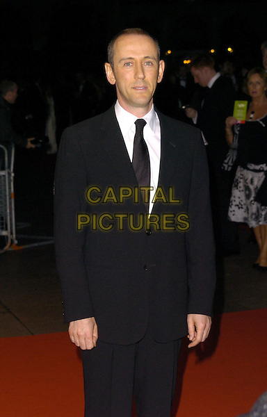 "NICHOLAS HYTNER.Royal World Premiere of ""History Boys"",.Odeon West End, London, England, October 2nd 2006..half 3/4 length suit tie director.Ref: CAN.www.capitalpictures.com.sales@capitalpictures.com.©Can Nguyen/Capital Pictures"