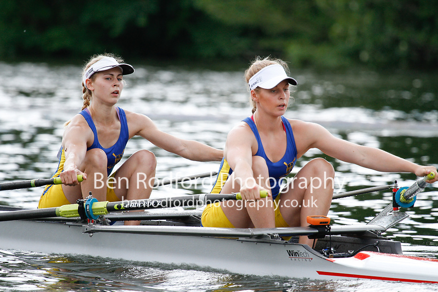 Race: 183 S2x Quarter-Final - Bath Univ vs Molesey BC<br /> <br /> Henley Women's Regatta 2017<br /> <br /> To purchase this photo, or to see pricing information for Prints and Downloads, click the blue 'Add to Cart' button at the top-right of the page.