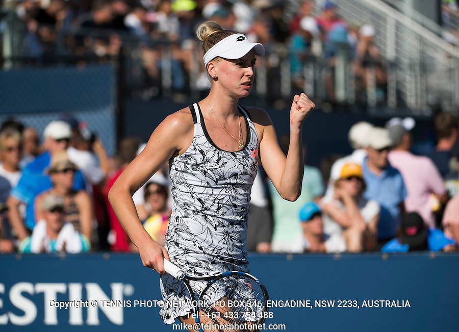 NAOMI BROADY (GBR)<br /> <br /> TENNIS - THE US OPEN - FLUSHING MEADOWS - NEW YORK - ATP - WTA - ITF - GRAND SLAM - OPEN - NEW YORK - USA - 2016  <br /> <br /> <br /> <br /> &copy; TENNIS PHOTO NETWORK