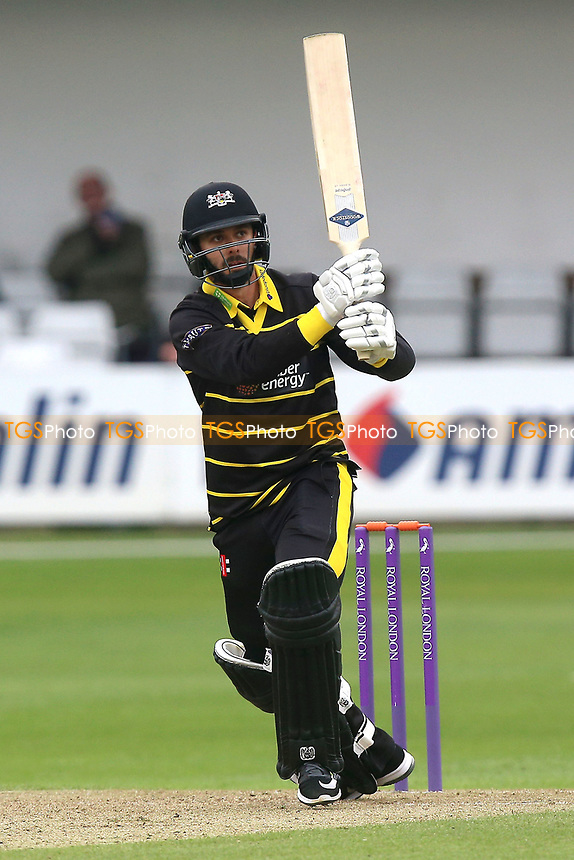 Jack Taylor in batting action for Gloucestershire during Essex Eagles vs Gloucestershire, Royal London One-Day Cup Cricket at The Cloudfm County Ground on 4th May 2017