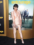 Constance Zimmer attends The Warner Bros. Pictures' L.A. Premiere of Entourage held at The Regency Village Theatre  in Westwood, California on June 01,2015                                                                               © 2015 Hollywood Press Agency