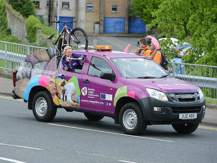 Giro d'Itilia 2014 Belfast & Drogheda. Photo: Colin Bell/pressphotos.ie