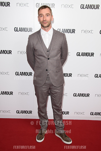Charlie Condou at the Glamour Women of the Year Awards 2015 held in Berkley Square, London.<br /> June 2, 2015  London, UK<br /> Picture: Steve Vas / Featureflash