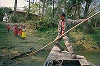 Boat Schools in Bangladesh