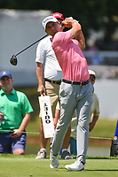 Charles Howell III (USA) watches his tee shot on 4 during round 2 of the 2019 Tour Championship, East Lake Golf Course, Atlanta, Georgia, USA. 8/23/2019.<br /> Picture Ken Murray / Golffile.ie<br /> <br /> All photo usage must carry mandatory copyright credit (© Golffile | Ken Murray)