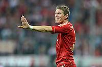 FUSSBALL   1. BUNDESLIGA  SAISON 2012/2013   5. Spieltag FC Bayern Muenchen - VFL Wolfsburg    25.09.2012 Bastian Schweinsteiger (FC Bayern Muenchen)
