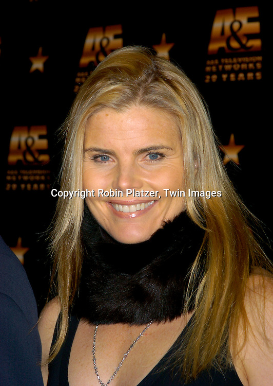Mariel Hemingway ..at A & E Television Networks 20th Anniversary Celebration on January 27, 2004 at the Mandarin Oriental Hotel . ..Photo by Robin Platzer, Twin Images