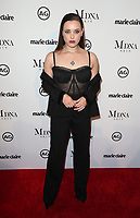 WEST HOLLYWOOD, CA - JANUARY 11: Katherine Langford, at Marie Claire's Third Annual Image Makers Awards at Delilah LA in West Hollywood, California on January 11, 2018. Credit: Faye Sadou/MediaPunch