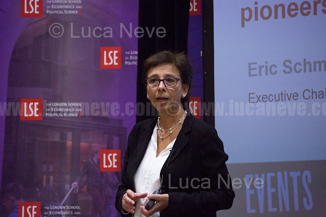 Professor Chrisanthi Avgerou.<br />