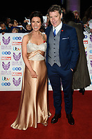 Susanna Reid and Ben Shepherd<br /> arriving for the Pride of Britain Awards 2018 at the Grosvenor House Hotel, London<br /> <br /> ©Ash Knotek  D3456  29/10/2018