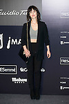Sara Vega attends the photocall of the fashion show of Emidio Tucci during MFSHOW 2016 in Madrid, February 04, 2016<br /> (ALTERPHOTOS/BorjaB.Hojas)