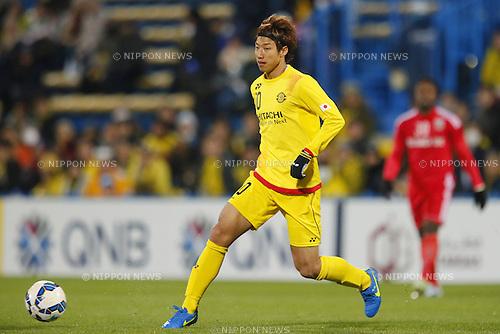 Yuki Otsu (Reysol), March 3, 2015 - Football / Soccer : 2015 AFC Champions League Group E match between Kashiwa Reysol 5-1 Binh Duong at Hitachi Kashiwa Stadium in Chiba, Japan. (Photo by Yusuke Nakanishi/AFLO SPORT) [1090]