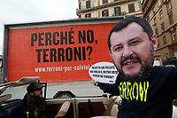 Elezioni Campagna Anti Salvini al Sud