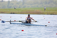 Race: 53  Event: Club 1x  Heat A<br /> <br /> Wallingford Regatta 2018<br /> <br /> To purchase this photo, or to see pricing information for Prints and Downloads, click the blue 'Add to Cart' button at the top-right of the page.