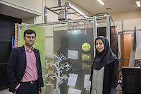 Iran- tecnologia- Start up di realtà aumentata , dall'Università di teheran Politecnico Gli ideatori e sviluppatori del progetto e della start up