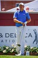 Jordan Spieth (USA) watches his tee shot on 1 during the round 1 of the Dean &amp; Deluca Invitational, at The Colonial, Ft. Worth, Texas, USA. 5/25/2017.<br /> Picture: Golffile | Ken Murray<br /> <br /> <br /> All photo usage must carry mandatory copyright credit (&copy; Golffile | Ken Murray)