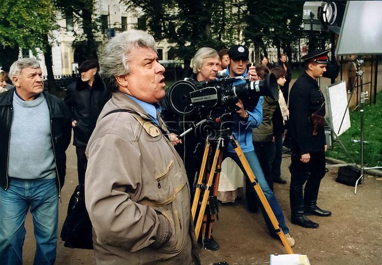 Semen Ryabikov - soviet and russian film director and screenwriter.   Семен Стефанович Рябиков - cоветский и российский режиссер и сценарист.