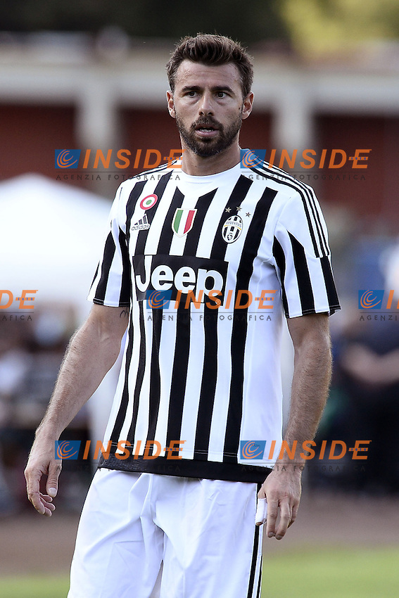 Villar Perosa (To) 19-08-2015 - amichevole / Juventus A-Juventus B / foto Daniele Buffa/Image Sport/Insidefoto<br /> nella foto: Andrea Barzagli