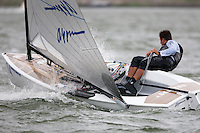 Pieter Jan  Postma. Medal races, May 29th, Delta Lloyd Regatta in Medemblik, The Netherlands (26/30 May 2011).