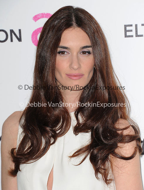 Paz Vega at the 19th Annual Elton John AIDS Foundation Academy Awards Viewing Party held at The Pacific Design Center Outdoor Plaza in West Hollywood, California on August 27,2011                                                                               © 2011 DVS / Hollywood Press Agency