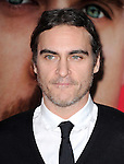 "LOS ANGELES, CA - December 12: Joaquin Phoenix arrives at The Warner Bros' Pictures L.A. Premiere of ""her"" held at The DGA in West Hollywood, California on December 12,2013                                                                               © 2013 Hollywood Press Agency"