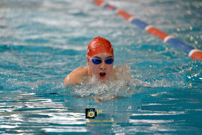 CSW Swimming Individual Championships at Naenae Pool, Lower Hutt, Wellington, New Zealand on Thursday 20 June 2013.<br /> Photo by Masanori Udagawa. <br /> www.photowellington.photoshelter.com.