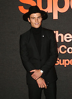 Oliver Cheshire attending The Superdry AW14 event, London Collections: Men held at the old sorting office<br /> London. 07/01/2014 Picture by: Henry Harris / Featureflash